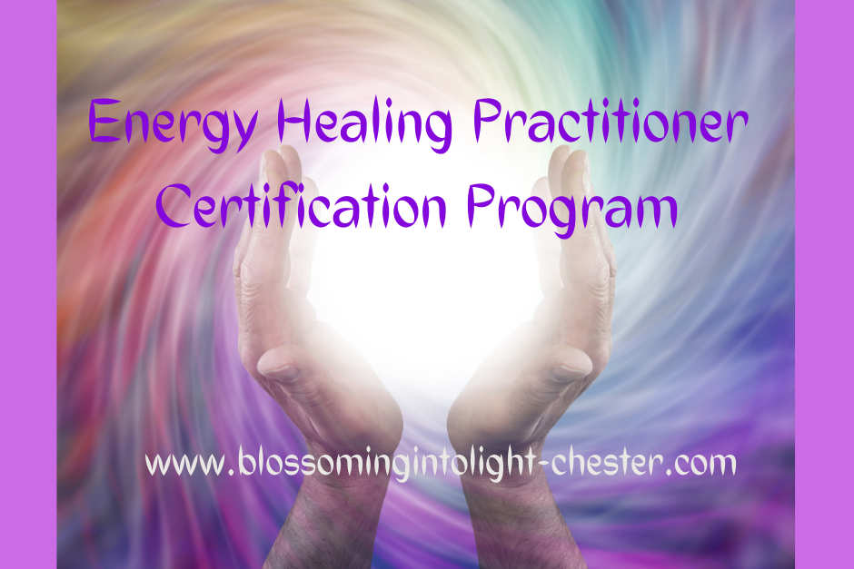 Energy Heing Practitioner Level-crp