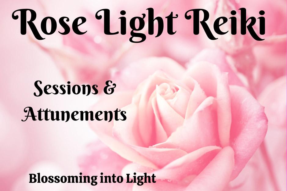 Rose Light Reiki